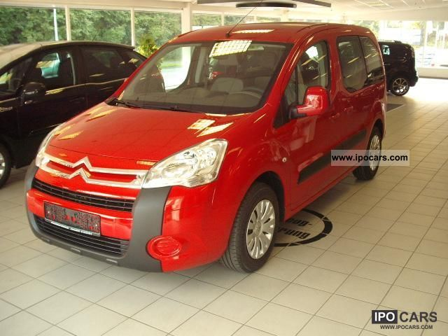 2011 Citroen  Berlingo Multispace III VTI 95 Incl. Overpass Estate Car New vehicle photo