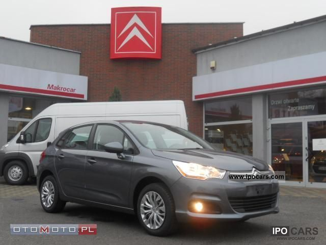 2012 Citroen  C4 1.4 VITAMIN 95km NOWY SALON Other Used vehicle photo