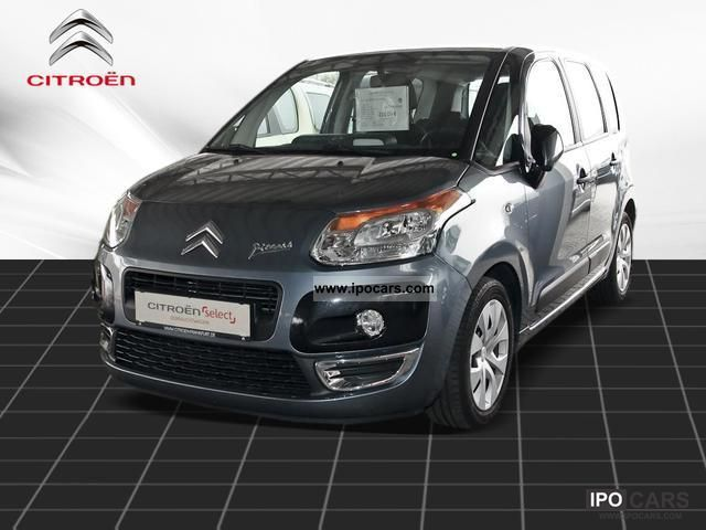 2010 citroen c3 picasso hdi 110 fap tendance cruise control climate car photo and specs. Black Bedroom Furniture Sets. Home Design Ideas