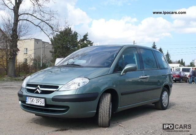 2007 citroen c8 car photo and specs. Black Bedroom Furniture Sets. Home Design Ideas
