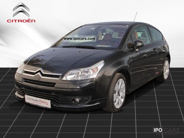 2008 citroen c4 coupe vts hdi 135 navi climate control. Black Bedroom Furniture Sets. Home Design Ideas