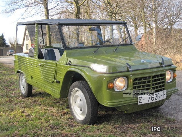 Citroen  Mehari 1979 top condition 1979 Vintage, Classic and Old Cars photo
