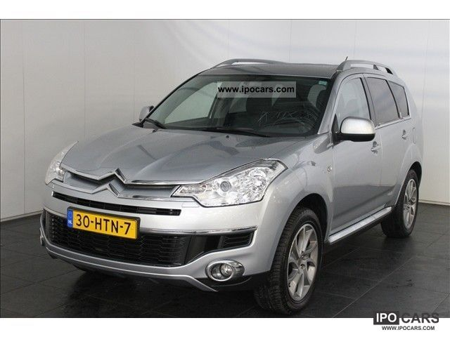 2009 Citroen  C-crosser 2.4 16V Exclusive 7prs 4W Off-road Vehicle/Pickup Truck Used vehicle photo