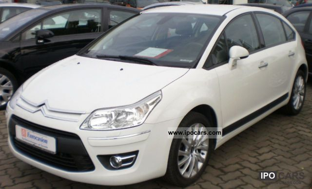 2009 citroen c4 hdi 110 fap exclusive car photo and specs. Black Bedroom Furniture Sets. Home Design Ideas