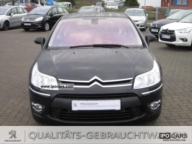 2008 citroen c4 hdi 110 fap exclusive car photo and specs. Black Bedroom Furniture Sets. Home Design Ideas