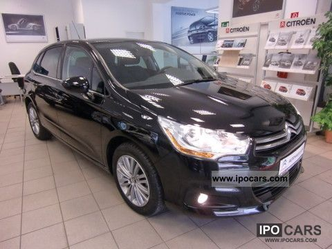 2010 Citroen  C4 * NEW VTi120 Tendance PDC * Cruise control * Air conditioning Limousine Used vehicle photo