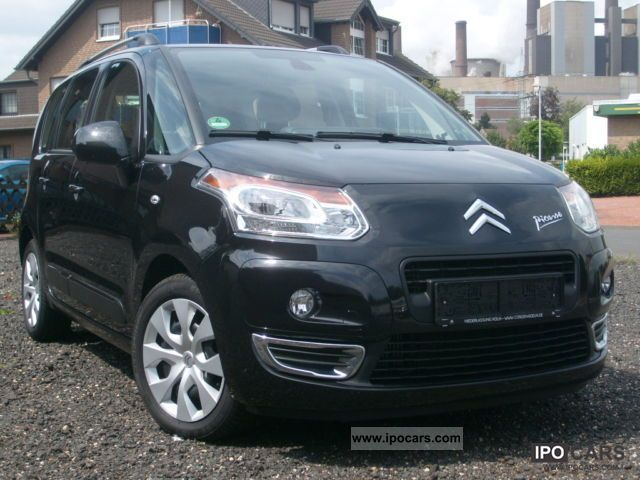 2010 citroen c3 picasso hdi 110 fap exclusive car photo and specs. Black Bedroom Furniture Sets. Home Design Ideas
