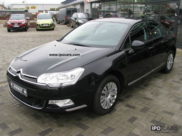 2008 citroen c5 hdi 110 limo dpf confort tech package air car photo and specs. Black Bedroom Furniture Sets. Home Design Ideas