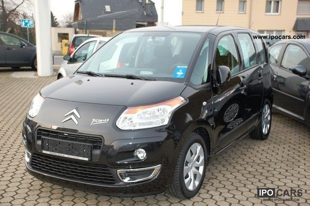 2011 Citroen  C3 Picasso HDi 90 Tendance PDC rear, with USB Estate Car Used vehicle photo