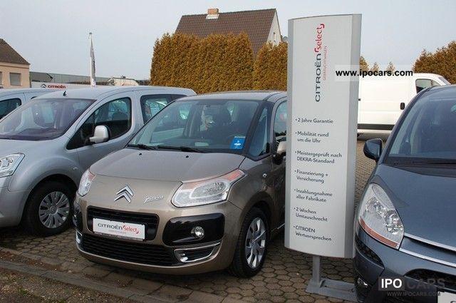 2011 Citroen  C3 Picasso HDi 90 Tendance climate, USB with Blueto Estate Car Used vehicle photo