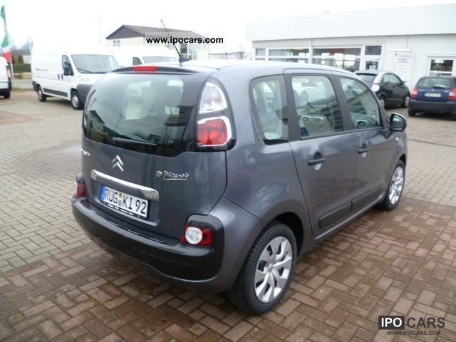 2012 citroen c3 picasso 1 4 vti 95 tendance car photo and specs. Black Bedroom Furniture Sets. Home Design Ideas