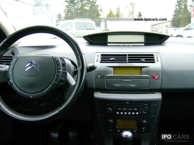 2009 citroen c4 lim 5 door vti 120 vtr plus car photo and specs. Black Bedroom Furniture Sets. Home Design Ideas