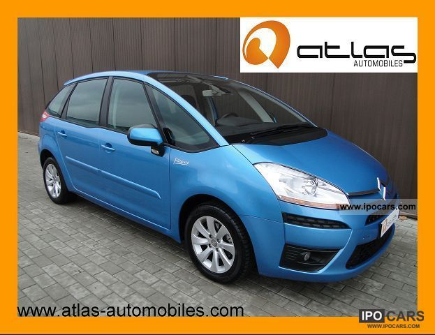 2010 citroen c4 picasso 1 6 hdi110 pack dynamique fap car photo and specs. Black Bedroom Furniture Sets. Home Design Ideas