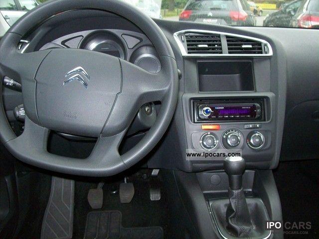 2011 Citroen C4 Hdi 90 Fap New Attraction Dt Fzg Car