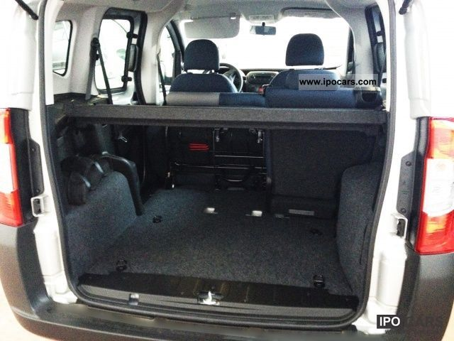 2012 citroen nemo 1 3 hdi 75 fap multispace car photo and specs. Black Bedroom Furniture Sets. Home Design Ideas