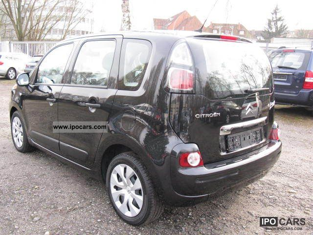 2011 citroen c3 picasso hdi 110 fap tendance car photo and specs. Black Bedroom Furniture Sets. Home Design Ideas
