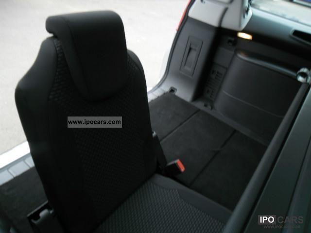 2010 citroen grand c4 picasso tend 7 sitzer seats car. Black Bedroom Furniture Sets. Home Design Ideas