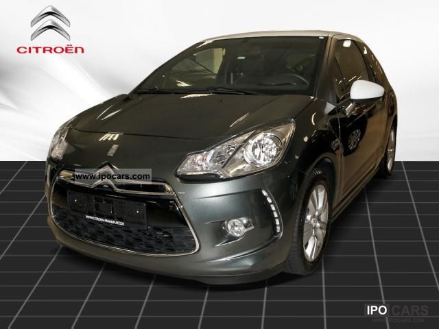 2010 citroen ds3 vti 120 sochic air conditioning car photo and specs. Black Bedroom Furniture Sets. Home Design Ideas