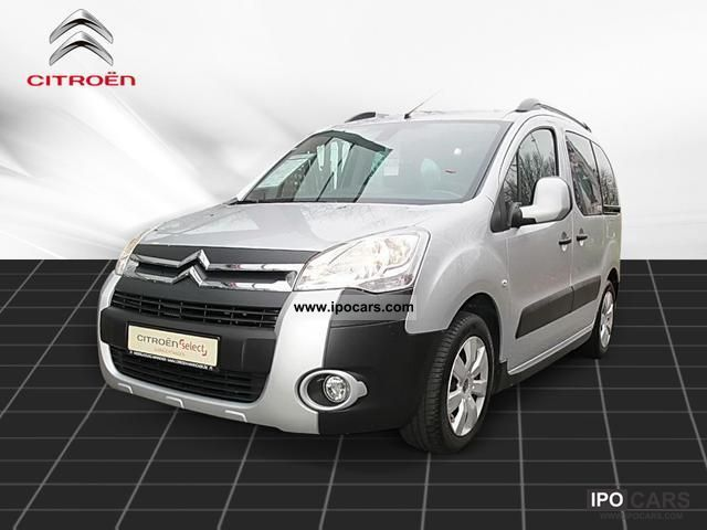 2010 citroen berlingo 1 6 hdi 110 fap xtr climate car photo and specs. Black Bedroom Furniture Sets. Home Design Ideas