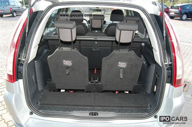 2010 citroen grand c4 picasso 7 seater vti 120 special offer car photo and specs. Black Bedroom Furniture Sets. Home Design Ideas