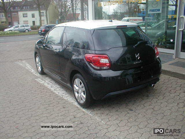 2010 citroen ds3 vti 120 sochic car photo and specs. Black Bedroom Furniture Sets. Home Design Ideas