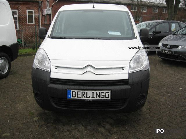 2012 citroen berlingo l1 1 6 hdi 75 level a kawa car. Black Bedroom Furniture Sets. Home Design Ideas