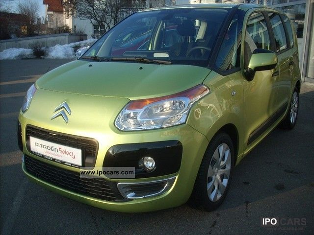 2010 Citroen  C3 Picasso HDI Tendance climate control Van / Minibus Used vehicle photo