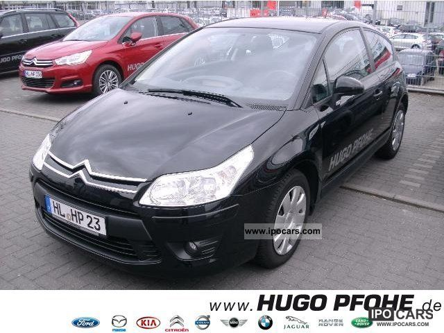 2009 citroen c4 coupe tonic car photo and specs. Black Bedroom Furniture Sets. Home Design Ideas