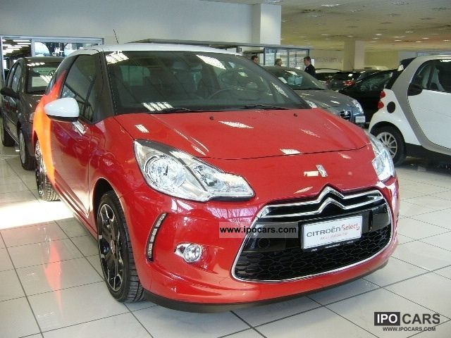 2010 Citroen  DS3 VTi 120 Auto SoChic Small Car Used vehicle photo