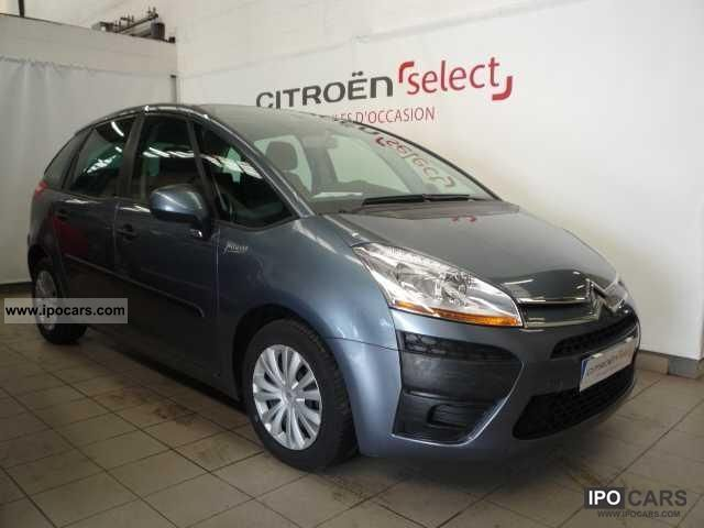 2008 citroen c4 hdi 110 fap bmp6 airplay car photo and specs. Black Bedroom Furniture Sets. Home Design Ideas