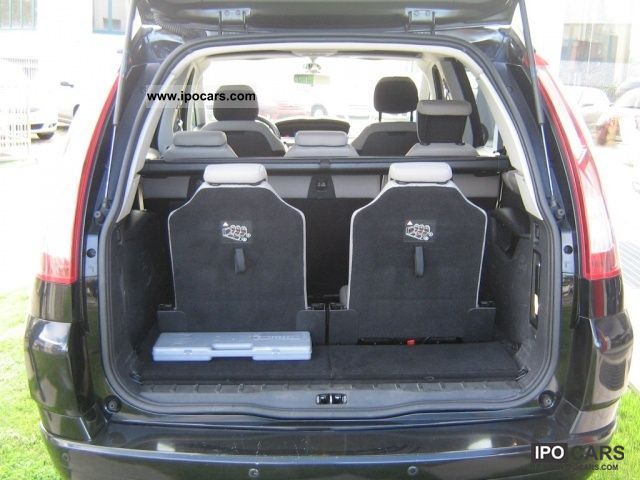 2008 citroen c4 gr picasso 1 6 hdi 110 fap eleg cmp 6. Black Bedroom Furniture Sets. Home Design Ideas