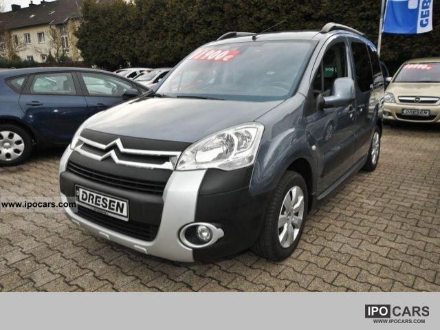 2008 citroen berlingo xtr hdi 110 fap automatic climate control sliding car photo and specs. Black Bedroom Furniture Sets. Home Design Ideas