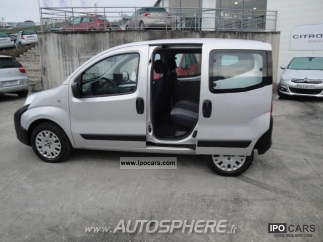 2011 citroen nemo combi 1 3 hdi75 fap confort 5p car photo and specs. Black Bedroom Furniture Sets. Home Design Ideas