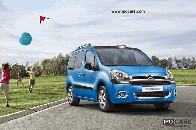 2011 Citroen  Berlingo HDI 90 SELECTION facelift Estate Car New vehicle photo
