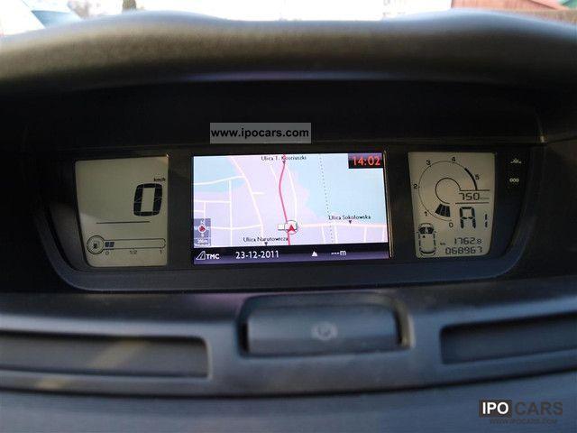 2010 citroen c4 picasso 1 6 hdi grand 110km navi 7os b car photo and specs. Black Bedroom Furniture Sets. Home Design Ideas