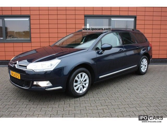 2010 Citroen  C5 Tourer 1.6 Dynamique HDIF Airdream Estate Car Used vehicle photo