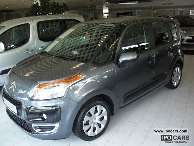 2011 Citroen  C3 Picasso VTi 120 + Travel + Klimaautoma Tendance Small Car Pre-Registration photo