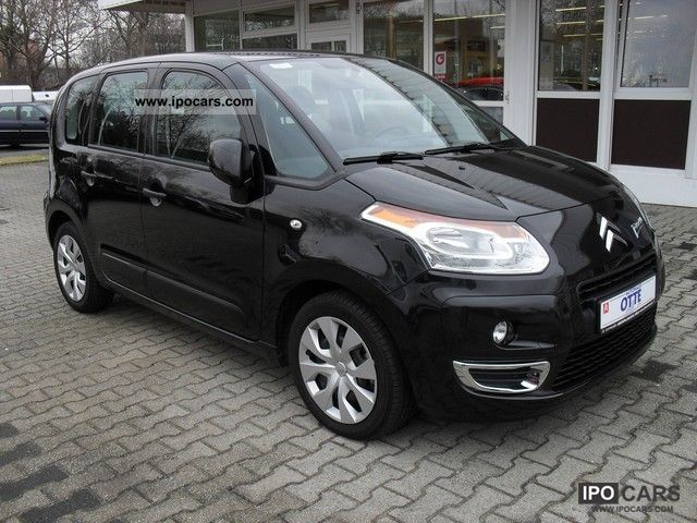 2011 citroen c3 picasso hdi 110 fap tendanc car photo and specs. Black Bedroom Furniture Sets. Home Design Ideas