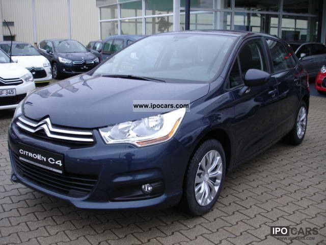 2011 citroen c4 hdi 90 attraction car photo and specs. Black Bedroom Furniture Sets. Home Design Ideas