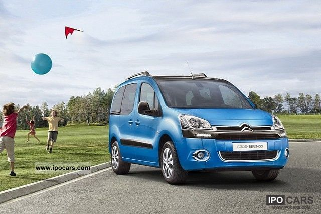 2011 Citroen  Berlingo HDI 90 e-Airdream SELECTION facelift Estate Car New vehicle photo