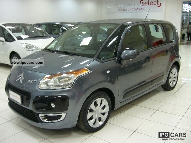 2011 citroen c3 picasso 16hdi 90cv business car photo. Black Bedroom Furniture Sets. Home Design Ideas