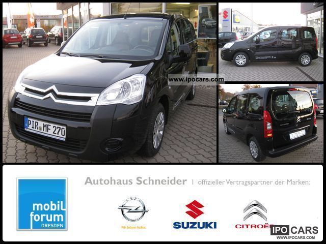 2011 citroen berlingo multispace hdi 110 car photo and specs. Black Bedroom Furniture Sets. Home Design Ideas