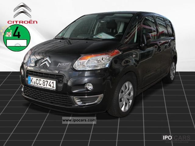 2011 Citroen  C3 Picasso HDI 110 Tendance climate Small Car Demonstration Vehicle photo