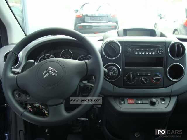 2011 Citroen Berlingo 1 6 Hdi 75 Cars Attraction Car