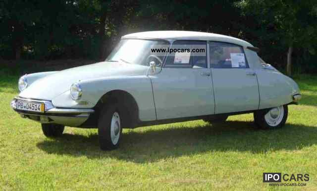 Citroen  DS 1962 Vintage, Classic and Old Cars photo