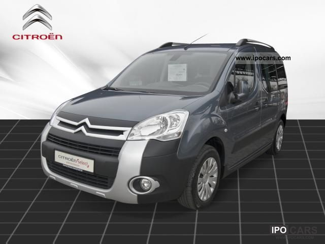 2011 citroen berlingo hdi 110 fap xtr dpf car photo and specs. Black Bedroom Furniture Sets. Home Design Ideas