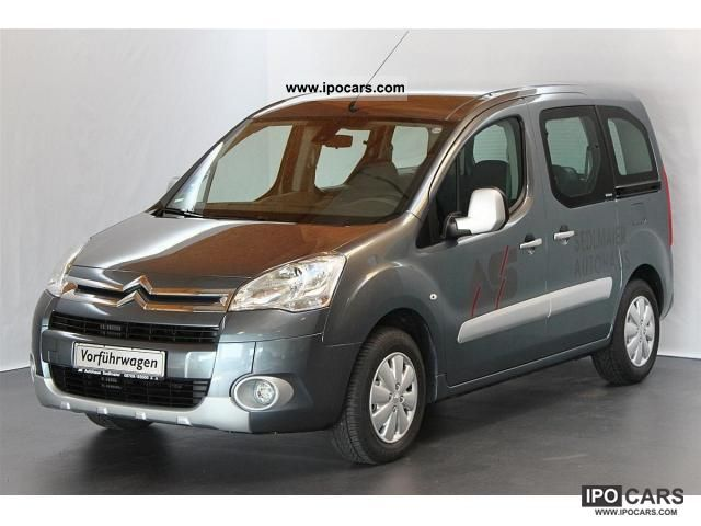 2011 citroen berlingo 1 6 hdi 90 fap silver selection air car photo and specs. Black Bedroom Furniture Sets. Home Design Ideas