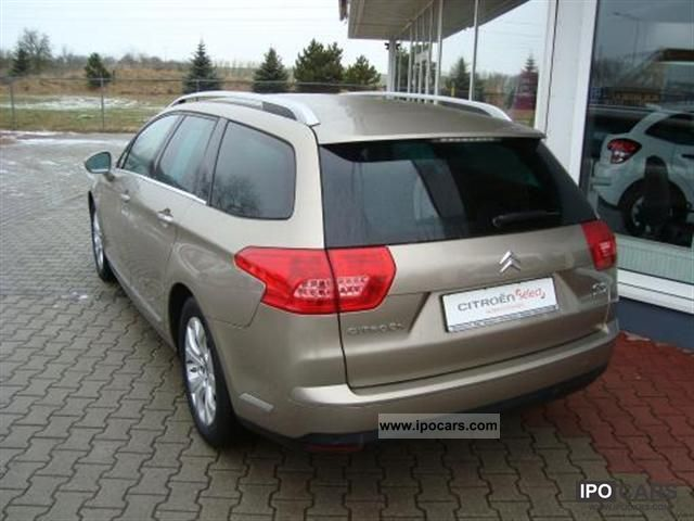2008 citroen exclusive c5 tourer 2 0 hdi 135 fap car photo and specs. Black Bedroom Furniture Sets. Home Design Ideas