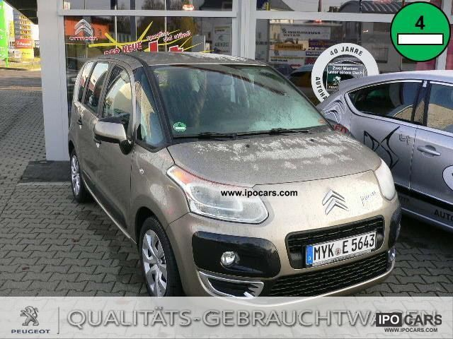 2011 Citroen  C3 Picasso Tendance 95VTi Van / Minibus Demonstration Vehicle photo