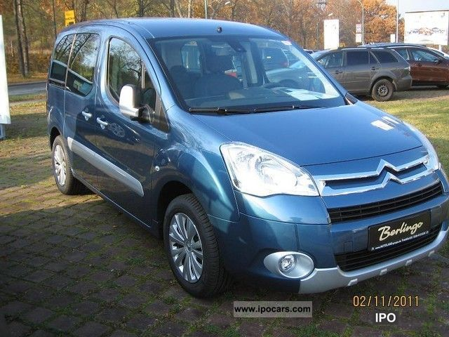 2012 Citroen  Berlingo 1.6 16V Silver Selection Van / Minibus Used vehicle photo